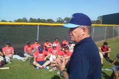 Former Major League Manager San Diego Padres